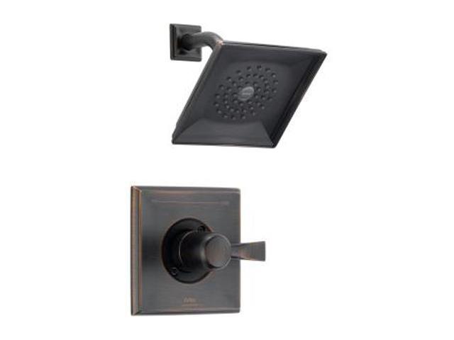 Venetian Bronze Delta RP54095RB Dryden Bathroom Lift Rod and Finial
