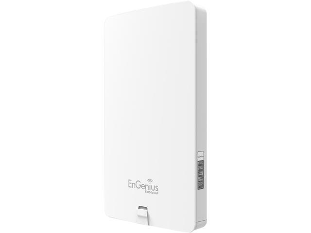 EnGenius Technologies EWS660AP Wi-Fi 5 AC1750 3x3 Dual Band Outdoor Managed Access Point Features IP55 Rated, MU-MIMO, 29dBm Transmit Power, GigE. (655216007307 Electronics Networking Bridges & Routers) photo