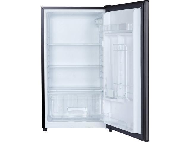 Magic Chef MCAR320B2 3.2 Cu Ft All-Refrigerator, Black photo