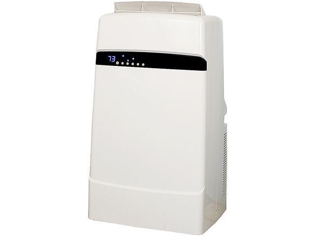 Whynter ARC-12SD Eco-friendly 12,000 BTU Dual Hose Portable Air Conditioner, Frost White photo