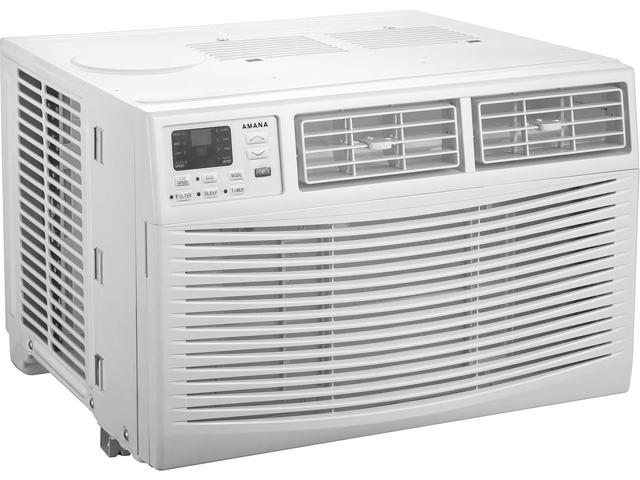 Amana Energy Star 6,000 BTU 115V Window-Mounted Air Conditioner with Remote Control AMAP061BW photo