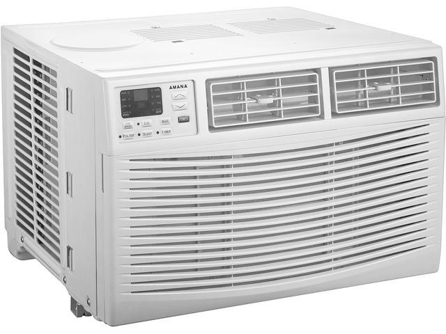 Amana Energy Star 8,000 BTU 115V Window-Mounted Air Conditioner with Remote Control photo