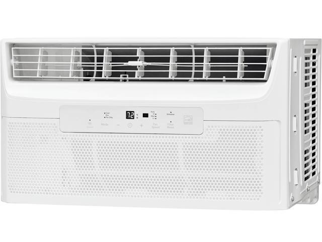 Frigidaire GHWW083WB1 Gallery 8,000 BTU Quiet Temp Smart Room Air Conditioner, White photo