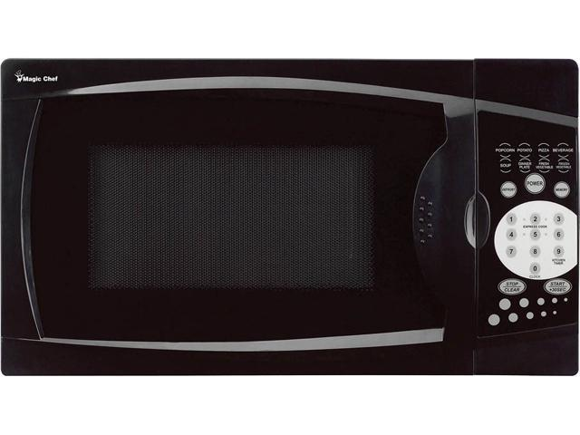 Magic Chef MCM770B 0.7 Cubic-ft, 700-Watt Microwave with Digital Touch photo