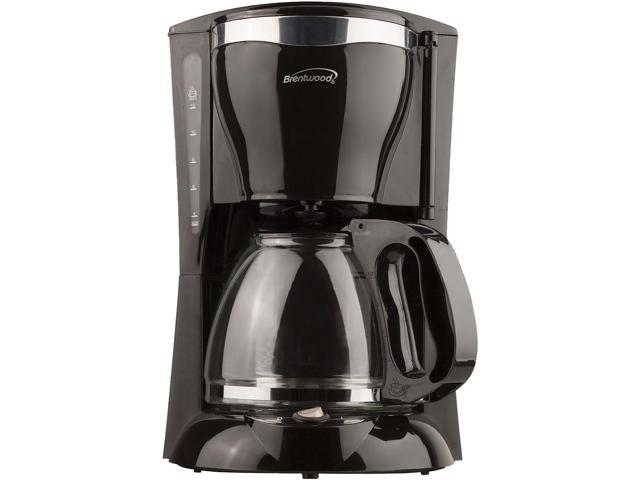 Brentwood Appliances TS-217 12-Cup Coffee Maker - Black photo