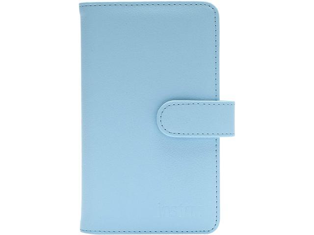 instax Carrying Case Wallet Fujifilm Photograph Sky Blue 600021542