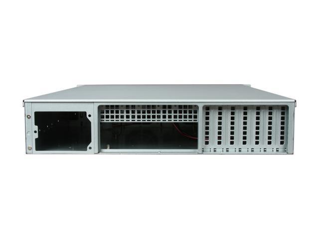 Norco 2U Rackmount Server Case w// 6 Hot-Swappable SATA//SAS Drive Bays RPC-2106