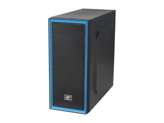 DEEPCOOL TESSERACT BF ATX Mid Tower SGCC Rubber Coating Computer Case Plastic