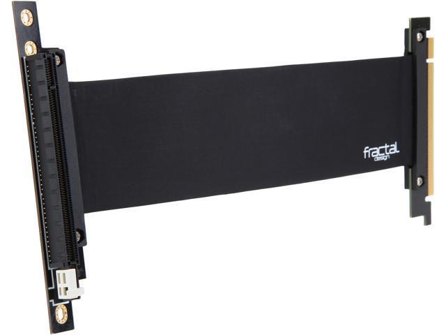 Fractal Design Flex Vrc 25 Pcie X16 Extender And Vertical