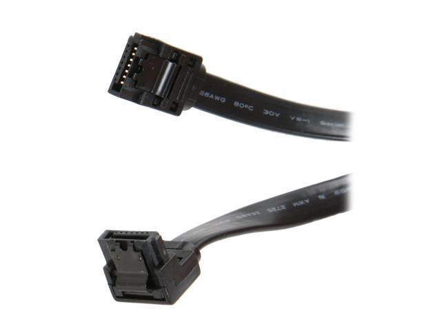 18 Inches w//locking latch Bytecc SATA-118C SATA Cable
