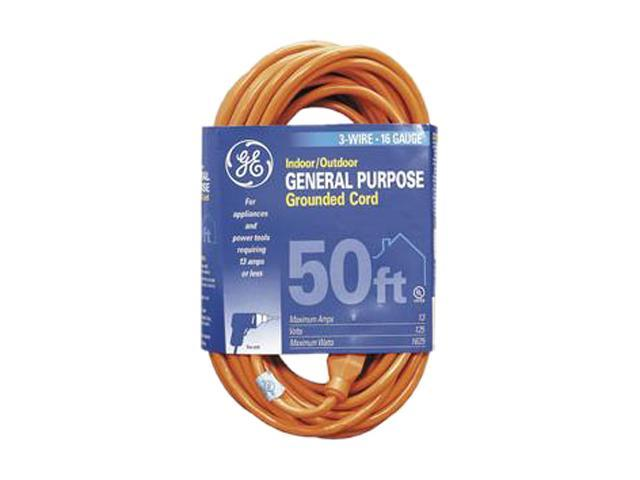 GE Model 51926 50 ft. Indoor/Outdoor Extension Cord photo