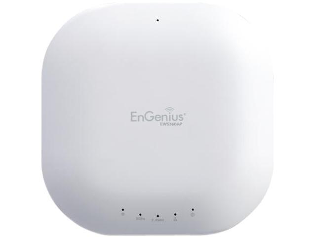 ENGENIUS TECHNOLOGIES, INC EWS360AP EWS360AP IS A HIGH-POWERED DUAL CONCURRENT 802.11AC 3-STREAM MANAGED WIRELESS AC (655216007130 Electronics Networking Bridges & Routers) photo