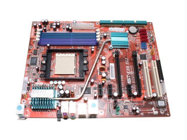 ABIT KN8 SLI ATX AMD Motherboard