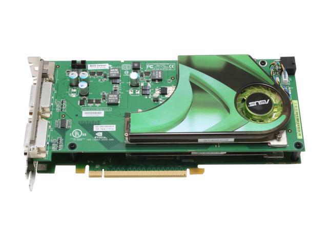 ASUS GeForce 7950GX2 EN7950GX2/2PHT/1G Dual GPU HDCP Video Card