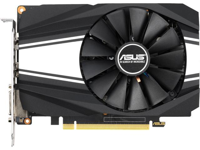 ASUS GeForce GTX 1660 SUPER Overclocked 6GB Phoenix Fan Edition...