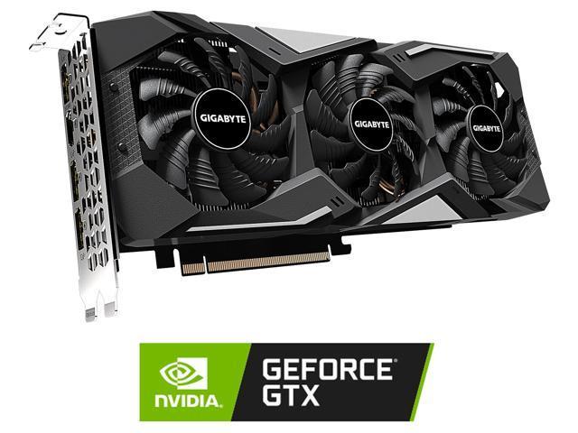 GIGABYTE GeForce GTX 1660 SUPER DirectX 12 GV-N166SGAMING-6GD Video Card