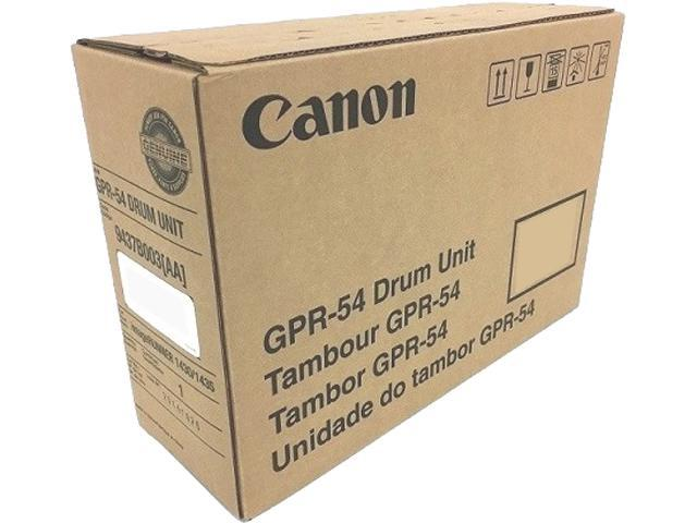 Canon GPR-54 Drum Unit - Black