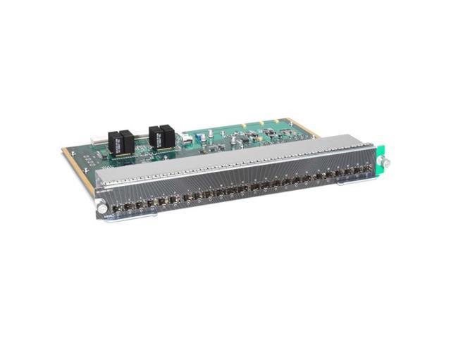 Cisco WS-X4624-SFP-E= Catalyst 4500E Series 24-Port GE (SFP) photo