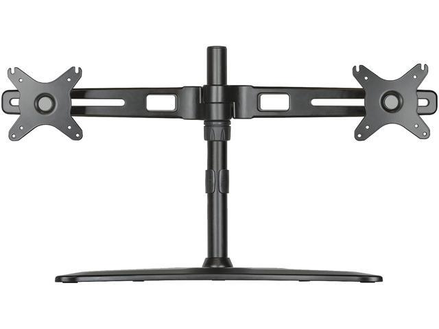 Doublesight Dual Monitor Stand Accommodates Up To 27' Monitors