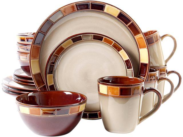 GIBSON OVERSEAS GE CASA ESTEBANA DINNERWARE 16 photo