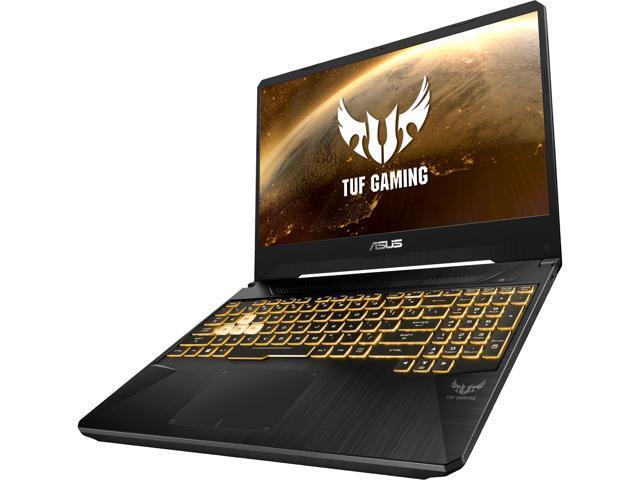 Open Box - ASUS TUF Gaming Laptop, 15.6' Full HD IPS-Type, AMD Ryzen 5 R5-3550H, GeForce GTX 1650, 8 GB DDR4, 512 GB PCIe SSD, Gigabit Wi-Fi 5.