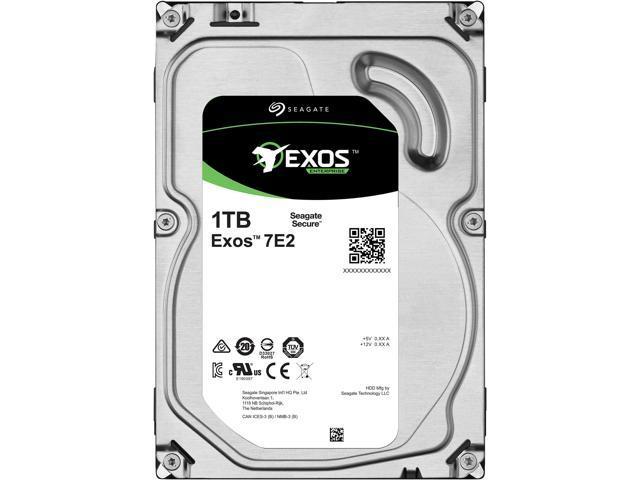 "4TB 7.2K SAS 12Gb//s 3.5"" Seagate Exos 7E8 4Kn Internal HDD"