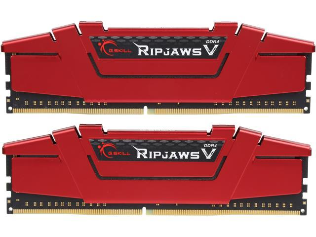 G.SKILL Ripjaws V Series F4-3200C16D-16GVRB
