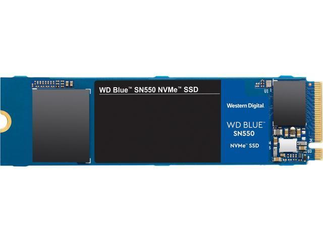 Western Digital WD Blue SN550 NVMe M.2 2280 1TB PCI-Express...
