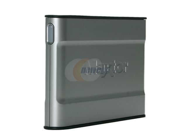32% of Maxtor One Touch III 160GB External Hard Drive
