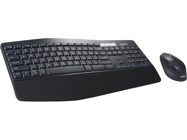 logitech mk850 performance wireless keyboard and mouse combo. Black Bedroom Furniture Sets. Home Design Ideas