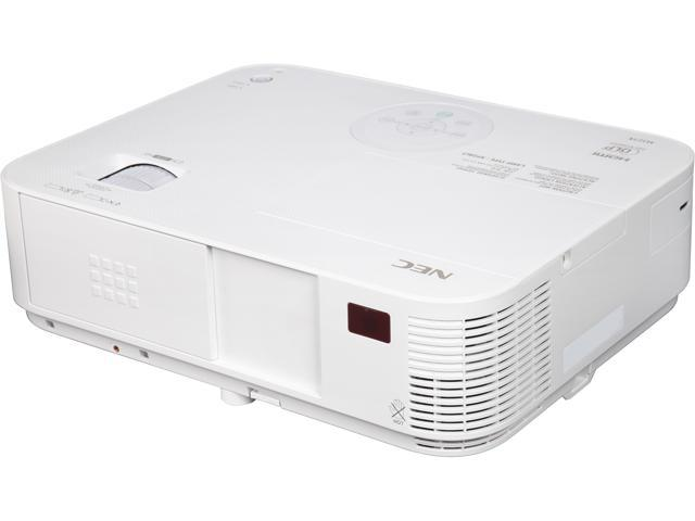 remote and cables Refurbished NEC NP216 DLP Projector Classroom Projector