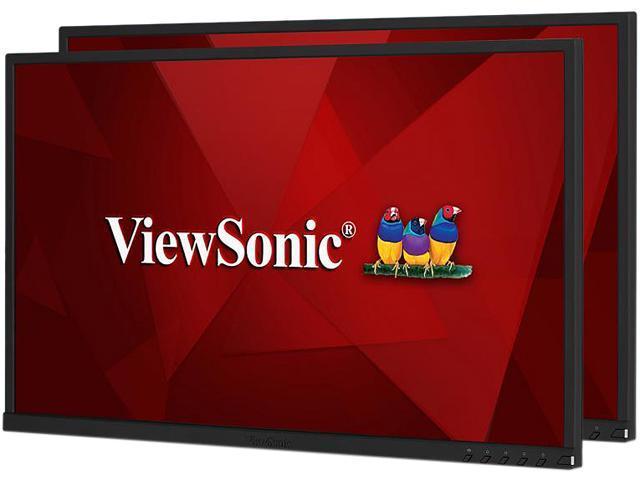 ViewSonic VG2248 H2 22' Full HD 1920 x 1080 D-Sub, HDMI, DisplayPort Built-in Speakers LCD/LED Monitor