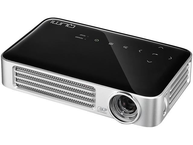 Vivitek Q6-BK DLP 0.45' Pico Technology by TI Compact and Powerful, LED Wi-Fi Pocket Projector Primed for Optimal HD Projection (813097020543 Electronics Video Projectors) photo