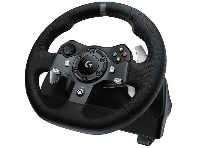 Logitech G920 Driving Force Racing Wheel for Xbox One and PC (941-000121)