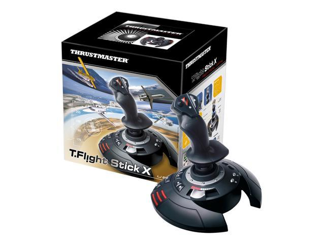 THRUSTMASTER 2960694 T.Flight Stick X Joystick - Newegg.com