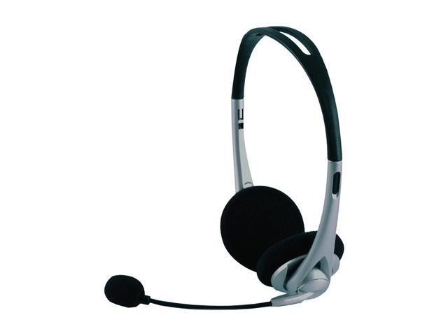 Ge 98974 Supra-aural VoIP Stereo Headset photo