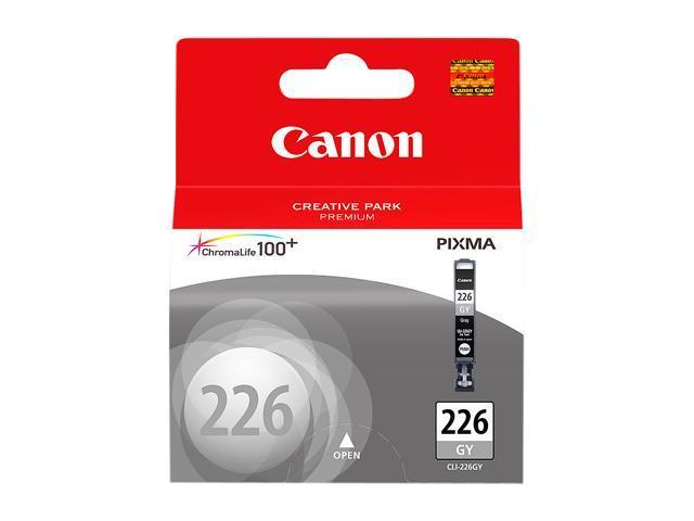 Canon CLI-226 Ink Cartridge - Gray