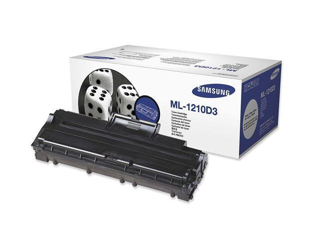 SAMSUNG ML-1210D3 Toner Drum Cartridge for ML-1210, ML-1250, ML-1430 Black photo