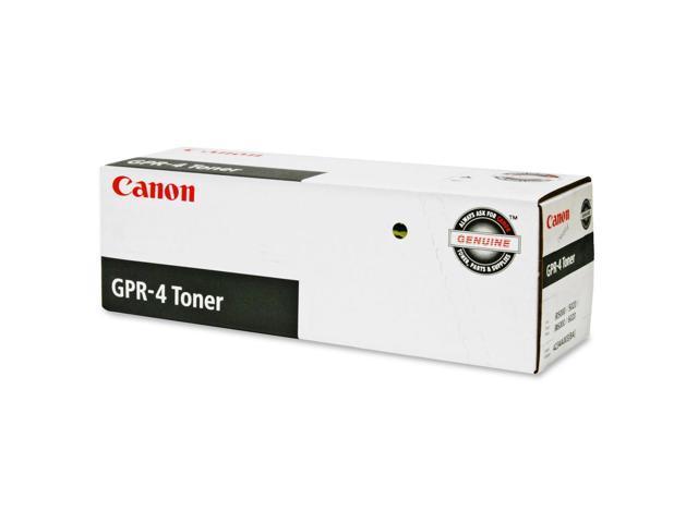 Canon GPR-4 Toner Cartridge - Black