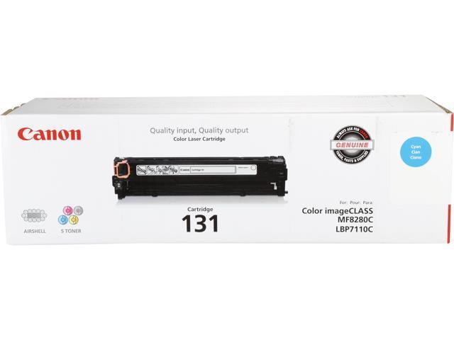 Canon 131 Toner Cartridge - Cyan