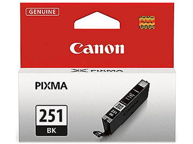 Canon CLI-251 Ink Cartridge - Black