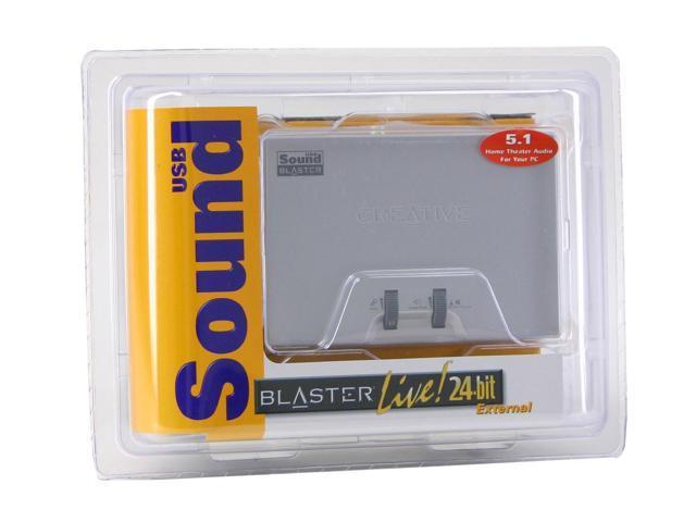 Usb sound blaster sb0490