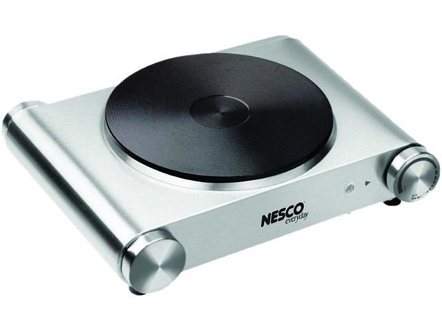 Nesco SB-01 1500 Watt, Single Electric Ceramic Burner photo