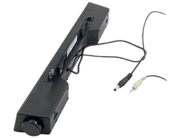 Dell Ax510 Sound Bar Speaker - 10 W Rms - Black