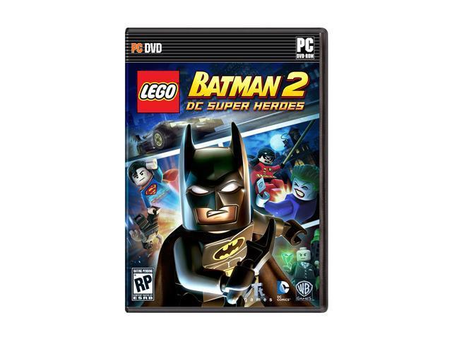 Lego Batman 2: DC Super Heroes PC Game photo