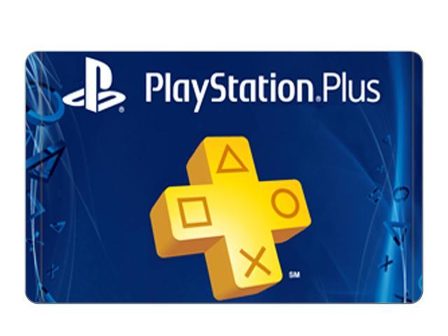 PlayStation Plus 1 Year Membership - (Email Delivery) - Newegg com