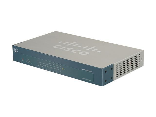 Cisco Small Business SA520-WEB-BUN3-K9 VPN Wired Security Appliance UTM Bundle (IPS and ProtectLink Web, 3 years) photo