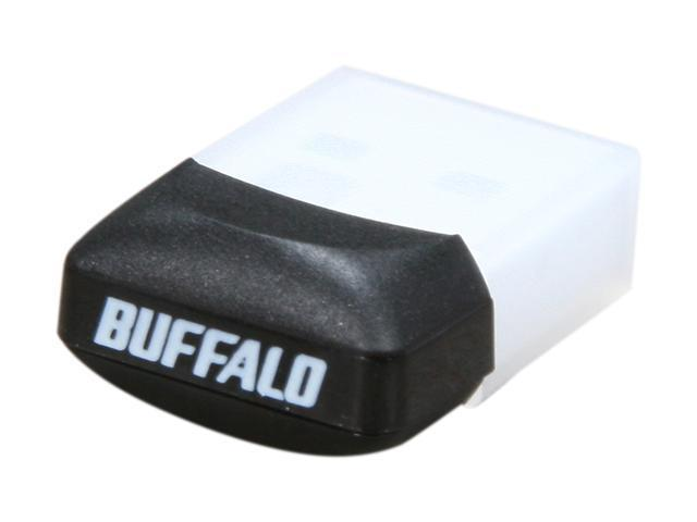 BUFFALO WLI-UC-GNM USB 2.0 AirStation N-Technology Wireless-N150 Ultra Compact Adapter (747464121550 Wireless Adapters) photo