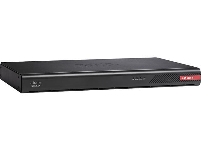 Cisco ASA 5508-X Network Security/Firewall Appliance photo