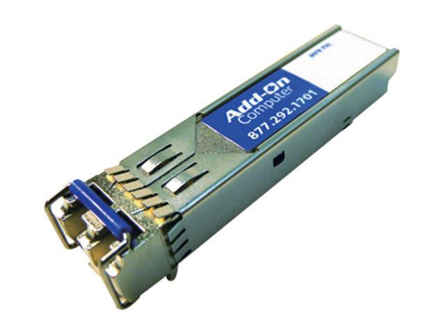 AddOn Juniper Networks EX-SFP-1GE-LX Compatible 1000Base-LX SFP Transceiver (SMF, 1310nm, 10km, LC, DOM) photo